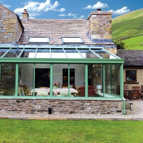 How Can I Keep My Conservatory Warm in Winter?
